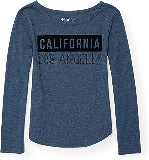 Girls' Long Sleeve T-Shirt