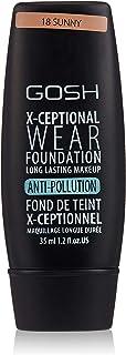 X-Ceptional Wear Foundation, Gosh, 18 Sunny, 35 ml