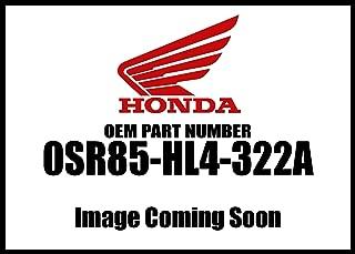 Honda 16-17 PIONEER1K-5 Genuine Accessories Bimini Top (5P) (Black)