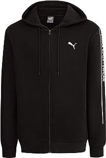 PUMA PUMA Sportswear Kapüşonlu Fermuarlı Erkek Ceket