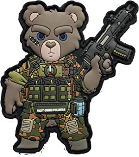 tactical bear patch