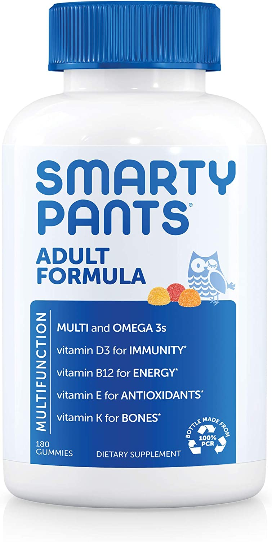 SmartyPants Selling rankings Daily Gummy Multivitamin Adult: D3 Vitamin Soldering C Zin