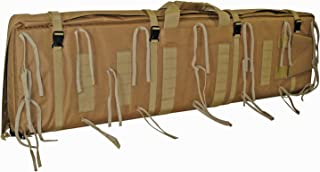 Galati Deluxe Shooters Mat and Case - Coyote Brown