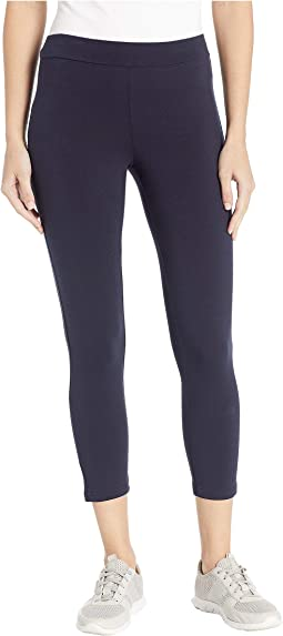f1838f0de0041a Hue ponte double knit leggings navy | Shipped Free at Zappos