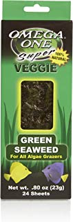 Omega One Seaweed, Green, 24 Sheets, 0.8 oz