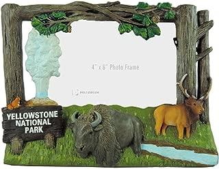Yellowstone National Park Photo Frame