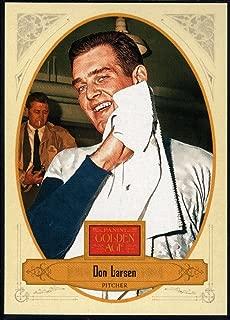 Baseball MLB 2012 Panini Golden Age #70 Don Larsen Yankees