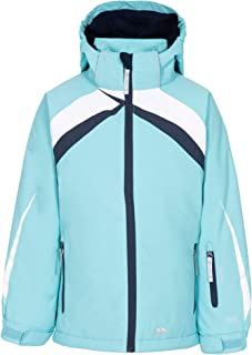 Trespass Girls Distinct Ski Jacket (UK Size: 2-3 Years) (Aquamarine)