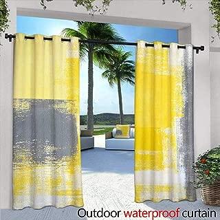 Lightly Indoor/Outdoor Single Panel Print Window Curtain,Green Bay Packers NFL Sky Helmet Raschel Plush,W96 x L96 Outdoor Curtain Waterproof Rustproof Grommet Drape
