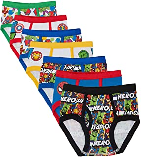 Hero Toddler Boy Briefs in 7pk