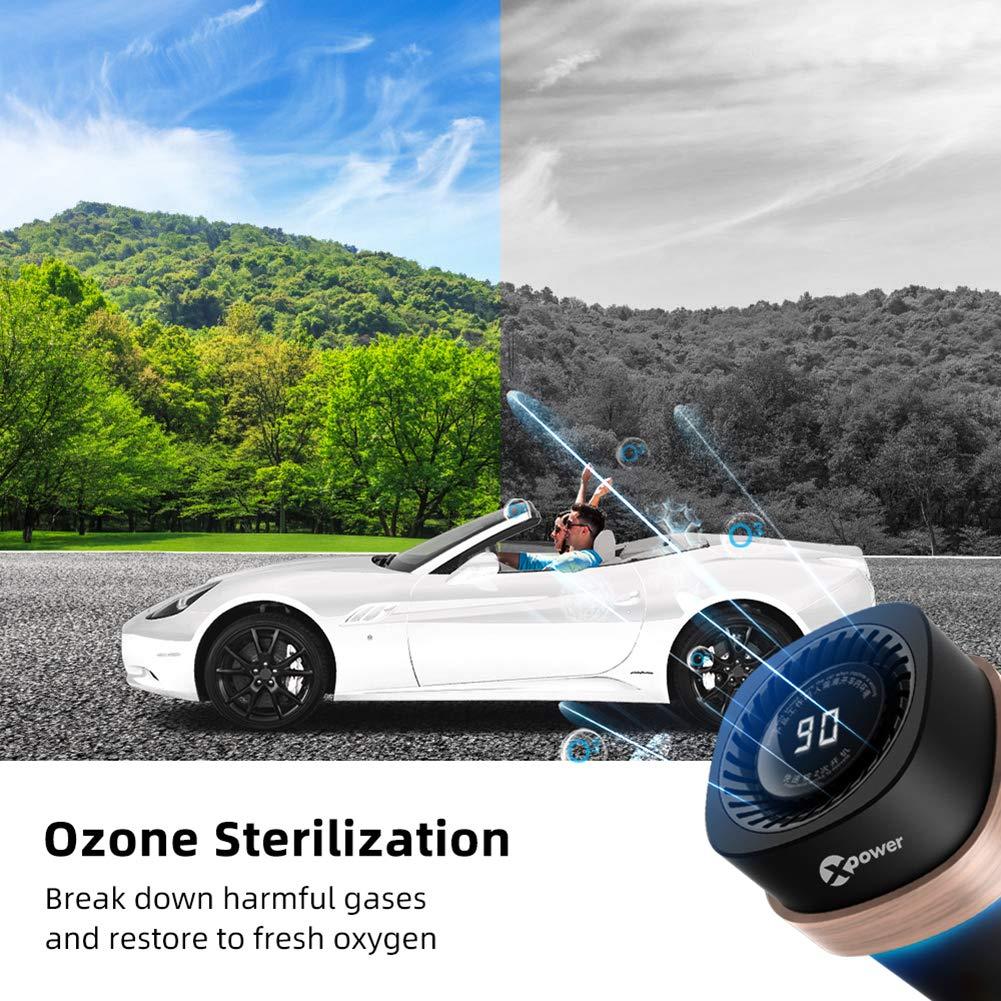 Amazon.es: Coche purificador de aire Generador de ozono O3 12V ...