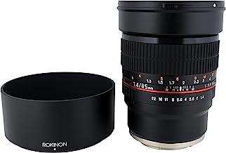Sponsored Ad - Rokinon 85M-FX 85mm F1.4 Ultra Wide Fixed Lens for Fujifilm X-Mount Cameras