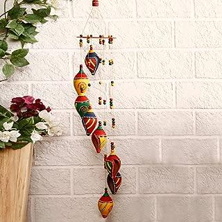 terracotta hanging bells