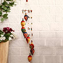 terracotta wind chimes