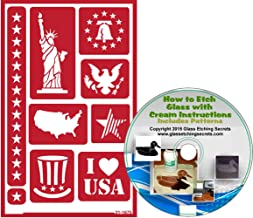 Best statue of liberty stencil free Reviews