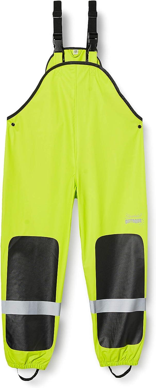 Sterntaler Funktions-regenhose Pantalones de Lluvia Unisex ni/ños