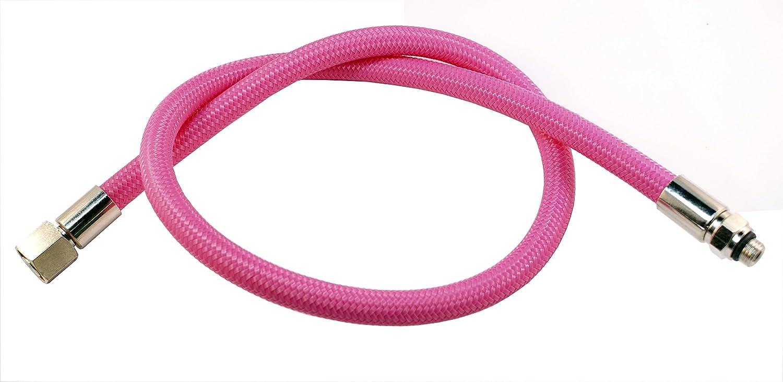 Branded goods METALSUB Regulator Flex Hose -Pink- Certified EN250 NEW before selling Braided