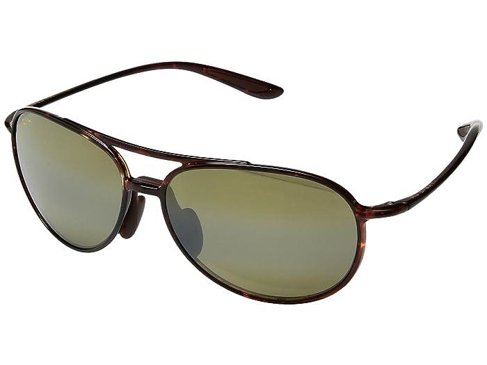Alelele Bridge (Tortoise) Athletic Performance Sport Sunglasses