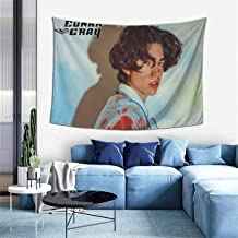JTYHYRTUVE Fashion Wall Decorations Conan Gray Tapestry 60 X 40 Inches for Room