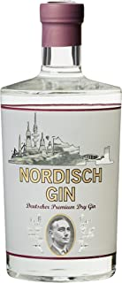 Nordisch Gin Deutscher Premium Dry Gin 1 x 0.7 l