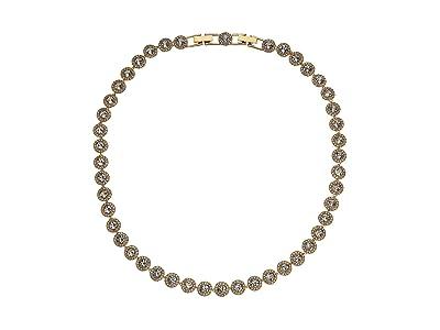 Swarovski Angelic All-Around Round Necklace (Crystal) Necklace