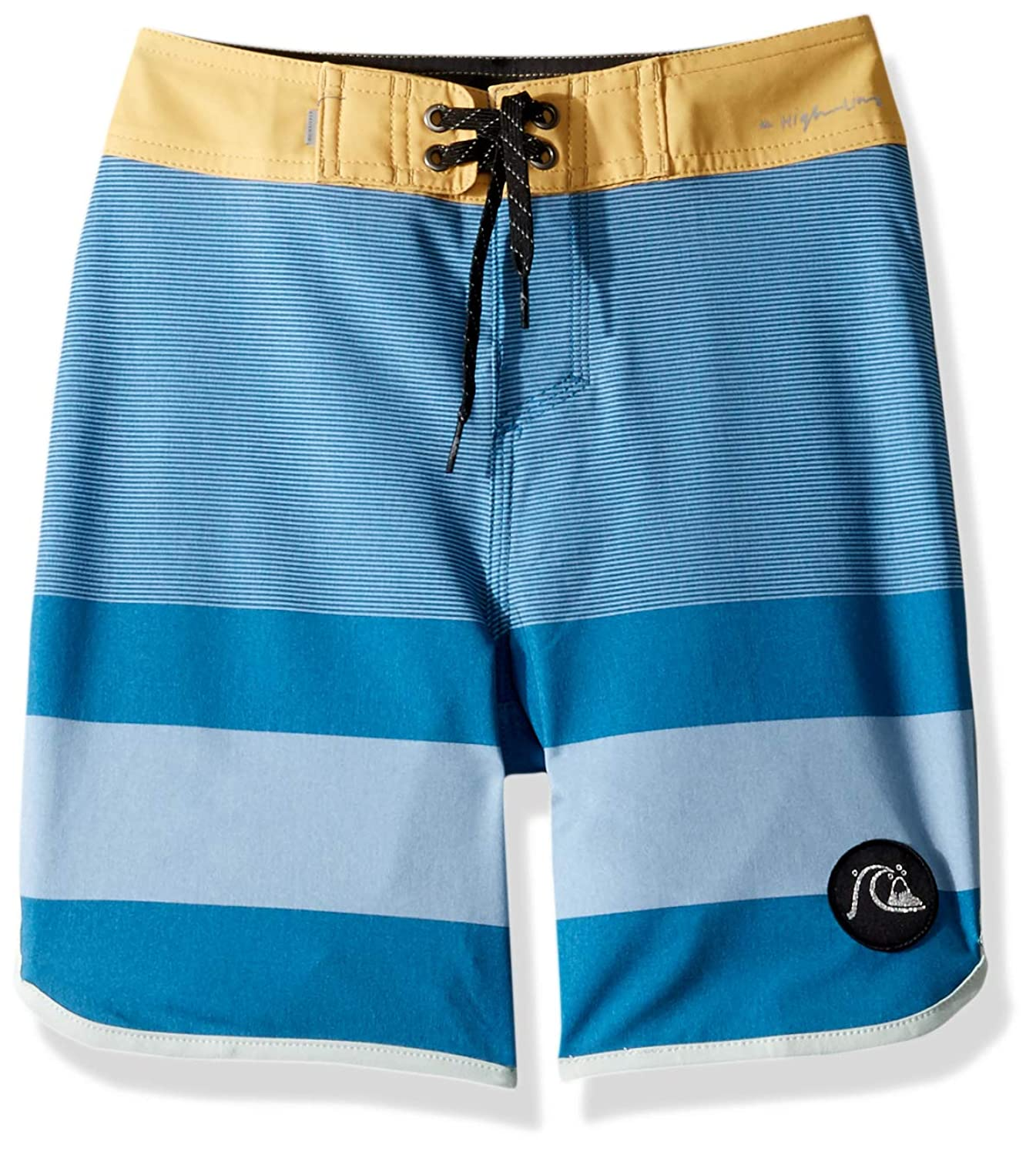 Quiksilver Boys Highline Tijuana Youth Southern Ocean Boardshort Size 27