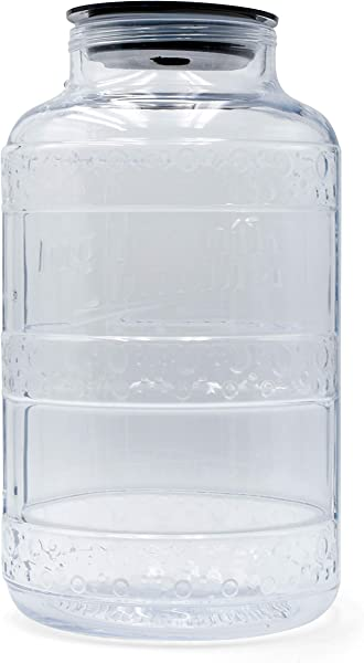 Northern Brewer Big Mouth Bubbler EVO 5 Gallon Wide Mouth Glass Carboy Fermentor