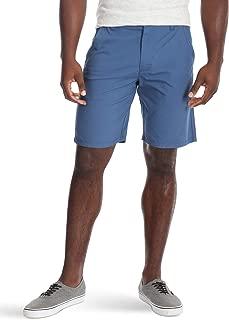 Authentics Men's Performance Comfort Flex Flat Front Short