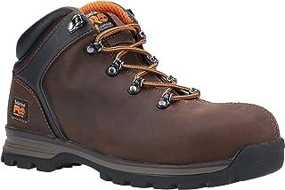 Timberland Pro Splitrock XT Bottes de sécurité en cuir à lacets pour homme - Marron - marron, 39 1/3 EU