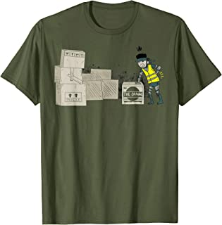 Shirt.Woot: Metal Gear Shipping T-Shirt