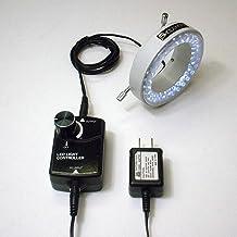 実体顕微鏡用照明 マイクロスコープ用照明 低価格LEDリング照明 GR10-N