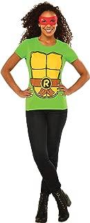 Rubie's Costume Teenage Mutant Ninja Turtles Raphael Top with Mask
