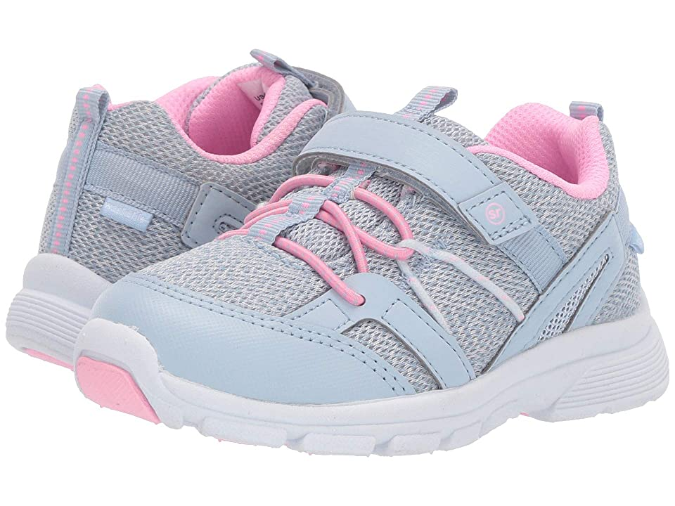 Stride Rite Ocean (Toddler/Little Kid) (Light Blue) Girl