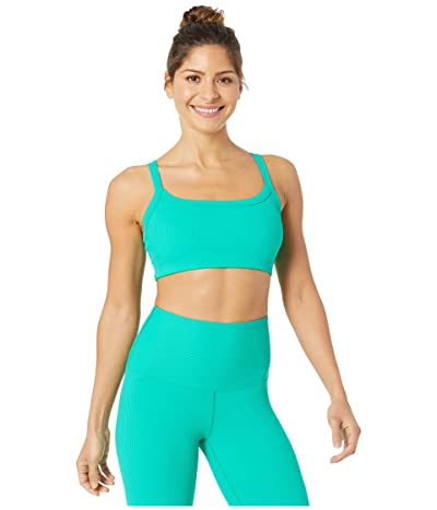 YEAR OF OURS Ribbed Bralet 2.0 (Green) Women