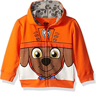 Boys' Toddler Character Big Face Zip-up Hoodies