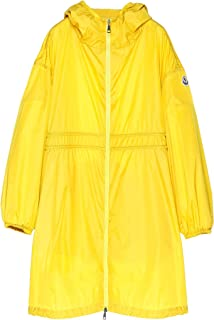 Luxury Fashion | Moncler Women 1C71500C0417130 Yellow Polyurethane Outerwear Jacket | Spring-summer 20