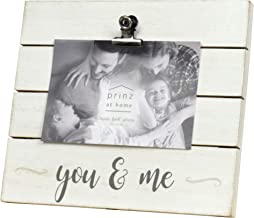 Prinz Plank Picture Frame, White