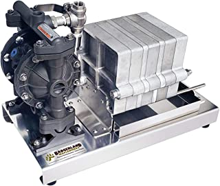 47 mm Diameter Inc Advantec MFS 301500 KST47 Model Pressure Filter Holder with Reservoir 1182R86EA