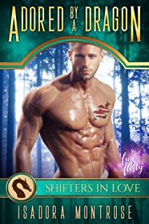 Adored by A Dragon: A Fun & Flirty Romance (Mystic Bay Book 4)