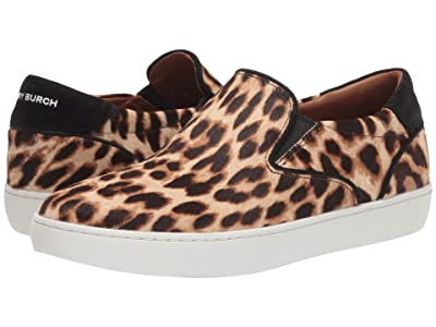 Tory Burch Slip-On Sneaker (Leo/Black) Women