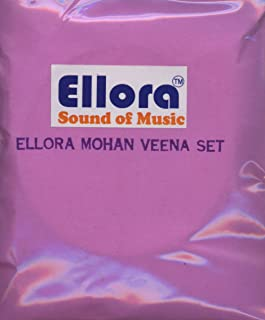 Mohan Veena Strings, Ellora, Professional, with Sympathetic (Tarabh) Strings