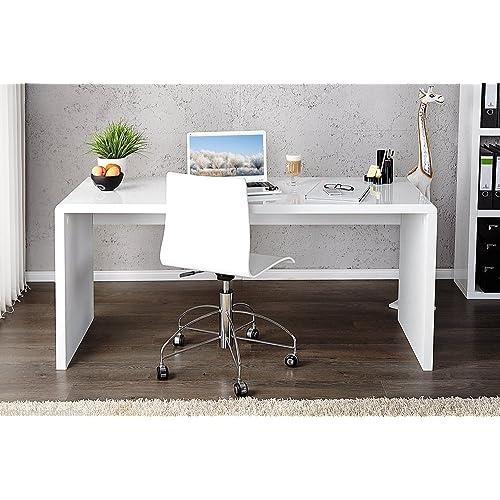 Gloss White Desk Computer Desks Glass