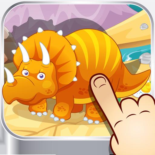 Dino Puzzle für Kinder