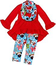 girls boutique christmas outfits
