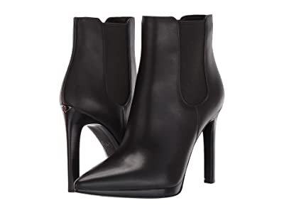 MICHAEL Michael Kors Brielle Bootie (Black) Women