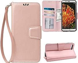 غطاء محفظة لهاتف Huawei Y6 2018