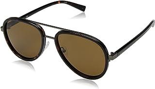 4df1c5a92d57d Óculos Nautica N4627Sp 206 Tartaruga Lente Polarizada Marrom Flash Tam 57