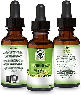 SheaLite Hyaluronic Acid Serum And Vitamin C - Reduces