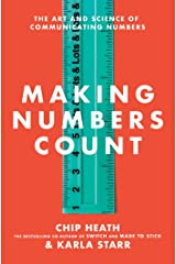 Making Numbers Count: The Art and Science of Communicating Numbers Kindle Edition
