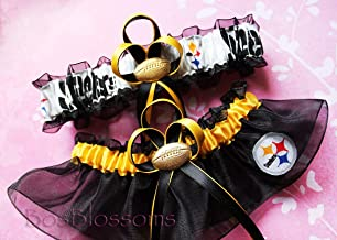 pittsburgh steelers garter